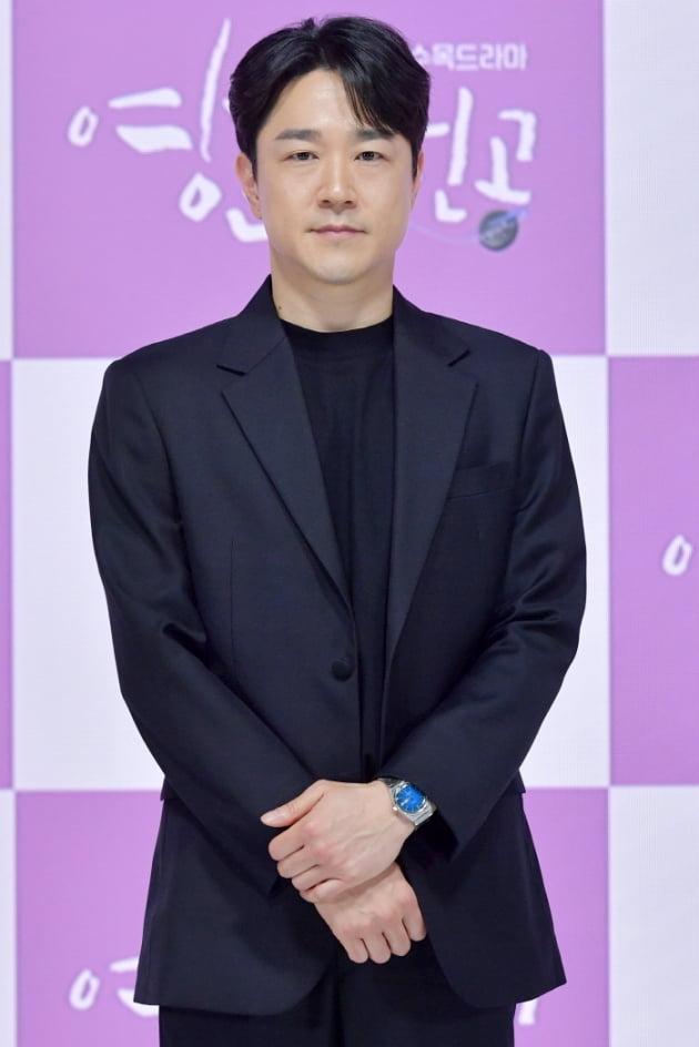 [TEN 포토] 태인호 '매력적인 배우'