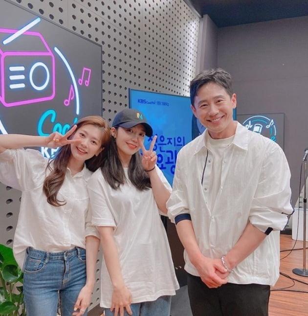 사진=KBS 쿨FM '정은지의 가요광장' 인스타그램