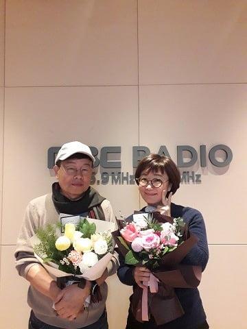'싱글벙글쇼' 강석, 김혜영 / 사진제공=MBC