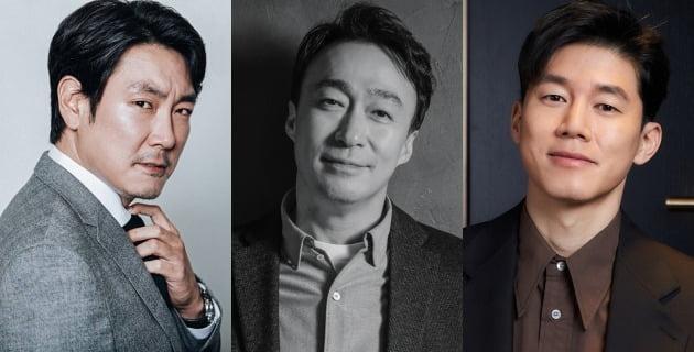 배우 조진웅(왼쪽부터), 이성민, 김무열 / 사진제공=각 소속사