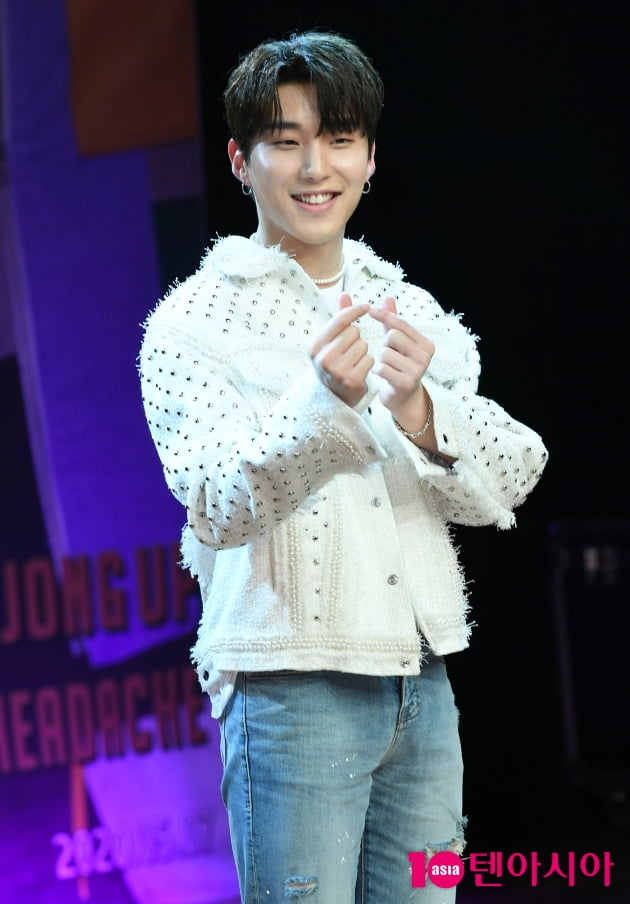 [TV텐] B.A.P 출신 문종업, 솔로앨범 'HEADACHE' 발표