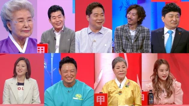 '당나귀 귀' 역대 출연진/ 사진제공=KBS2