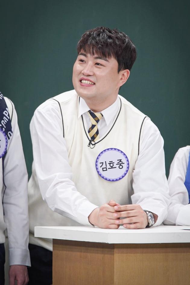 '아는 형님' 김호중/ 사진제공=JTBC