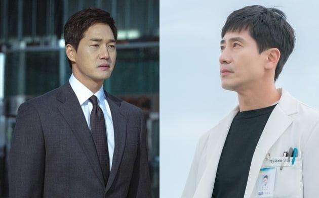 '화양연화' 유지태(왼쪽), '영혼수선공' 신하균./사진제공=tvN, KBS