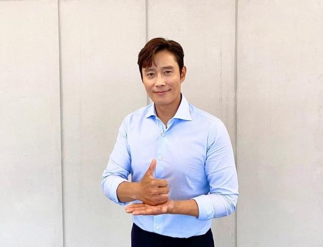 배우 이병헌/ 사진=이병헌 인스타그램