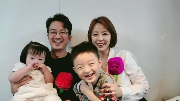 정준호-이하정 가족 / 사진=이하정 인스타그램