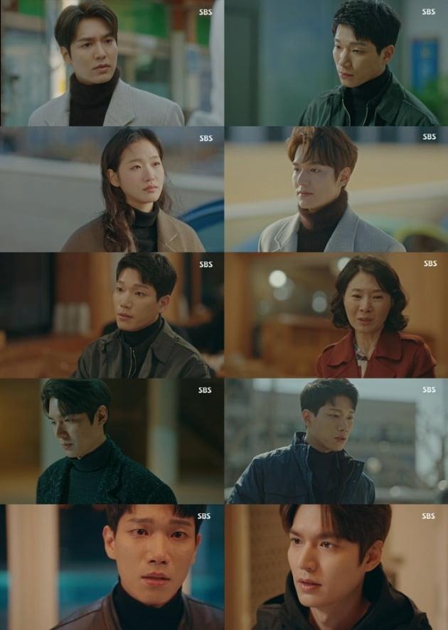 '더 킹' 방송 화면./사진제공=SBS