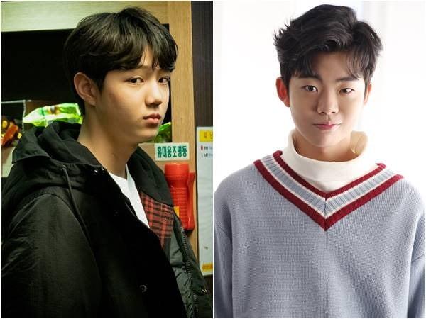 배우 전진서(왼쪽), 정준원./ 사진제공=JTBC스튜디오, 다인엔터테인먼트