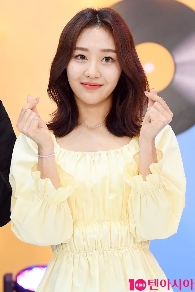 [TEN 포토] 이달의 소녀 이브 '자체발광 미모'