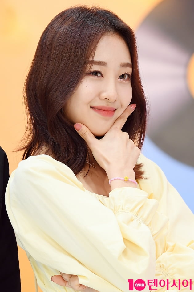 [TEN 포토] 이달의 소녀 이브 '반하는 순간'