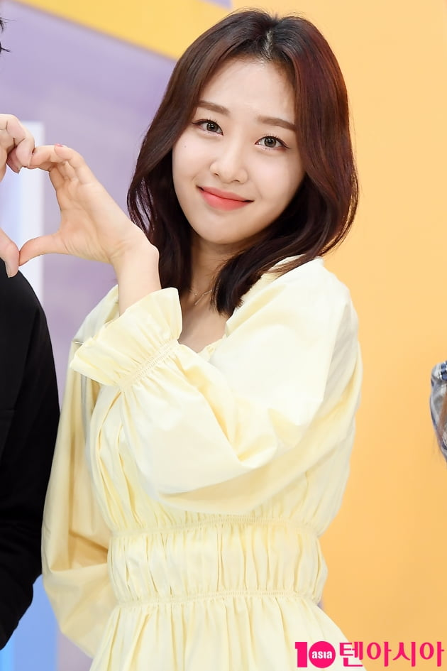 [TEN 포토] 이달의 소녀 이브 '백만불짜리 미모'