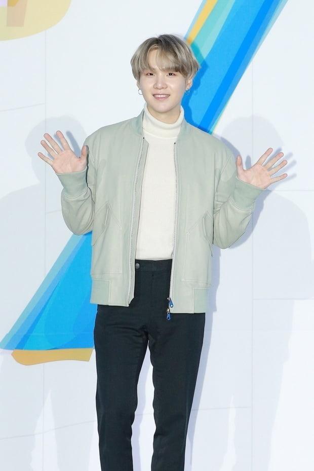 그룹 방탄소년단의 슈가. /사진제공=빅히트엔터테인먼트