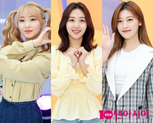 [TV텐] 이달의 소녀 이브-여진-최리 '심쿵 입덕요정들'
