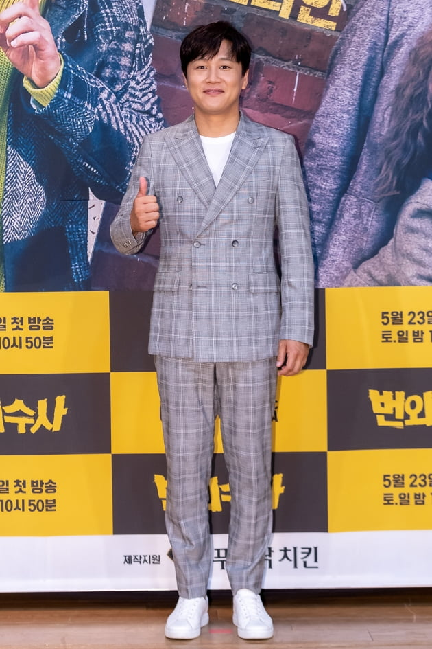 [TEN 포토] 차태현 '편안한 비주얼'
