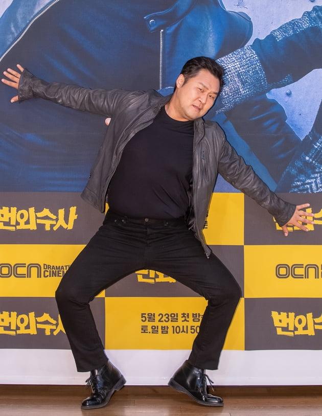 [TEN 포토] 윤경호 '날 막을순 없어'