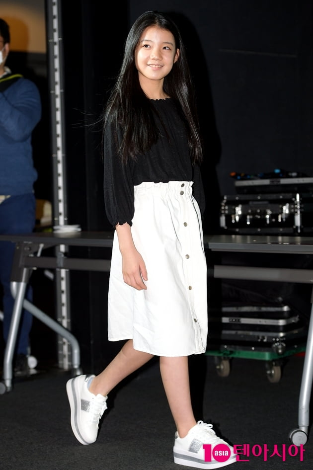 [TEN 포토] '나는보리' 김아송, '사랑스러운 보리가 왔어요'