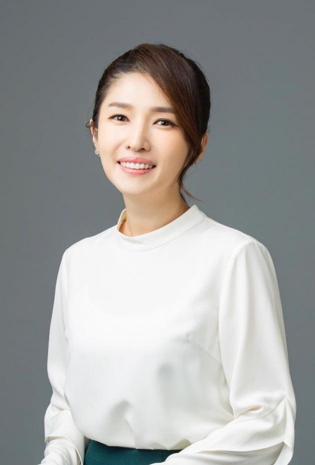 방송인 김경란 / 사진제공=나승열 작가