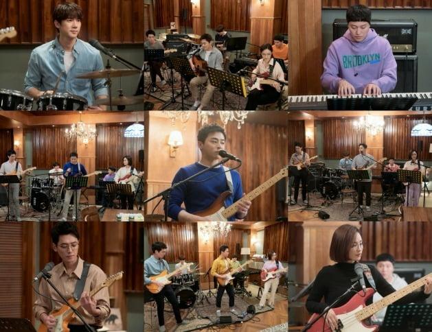 '슬기로운 의사생활'의 적절한 밴드곡 선정이 시청자들의 호평을 이끌어내고 있다. / 사진제공=tvN