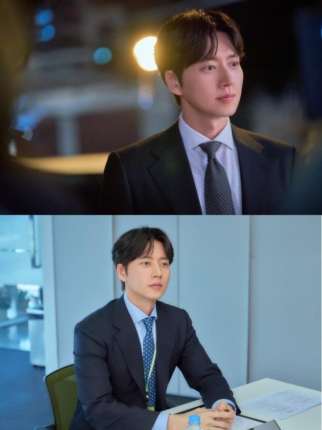 '꼰대인턴' 배우 박해진/ 사진=MBC 제공
