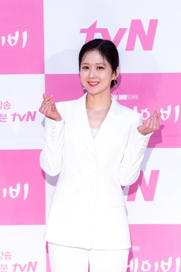 배우 장나라//사진제공=tvN