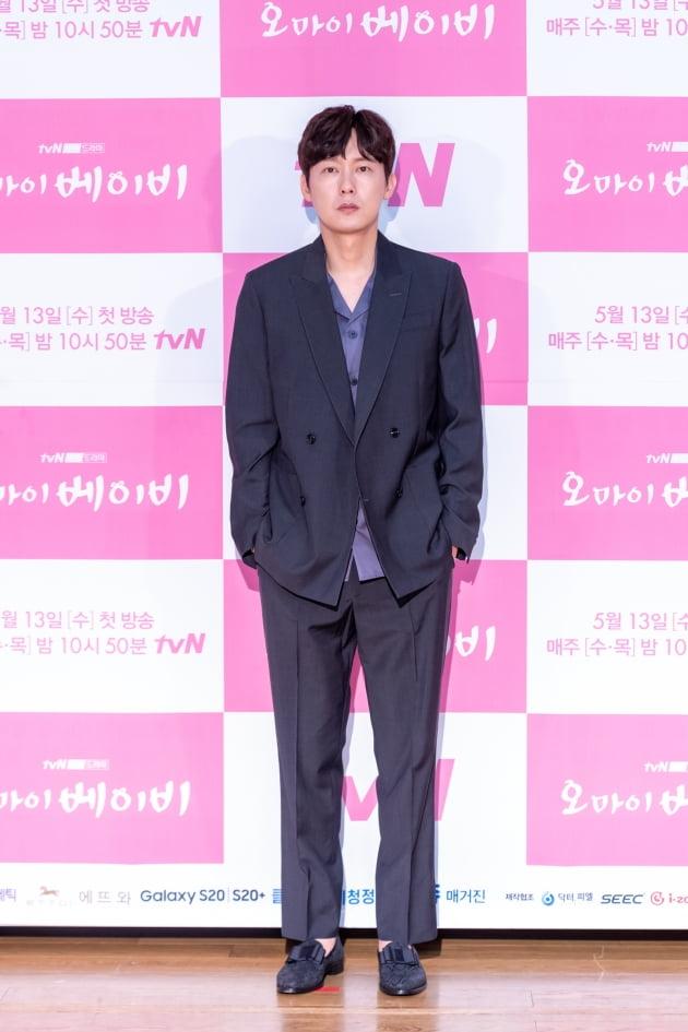 [TEN 포토] '오 마이 베이비' 박병은, '카리스마 냉미남'