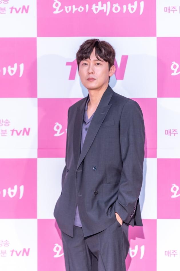 [TEN 포토] '오 마이 베이비' 박병은, '살아있는 눈빛!'