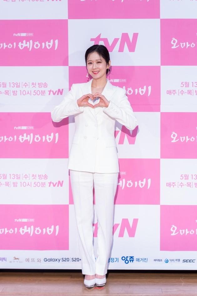 '오 마이 베이비' 배우 장나라/ 사진=tvN 제공