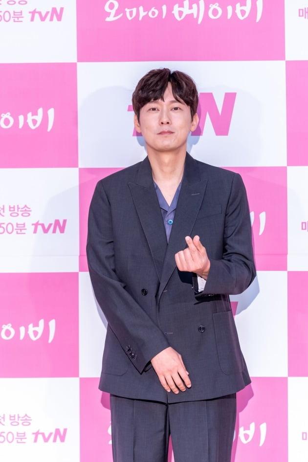 배우 박병은/ 사진=tvN 제공