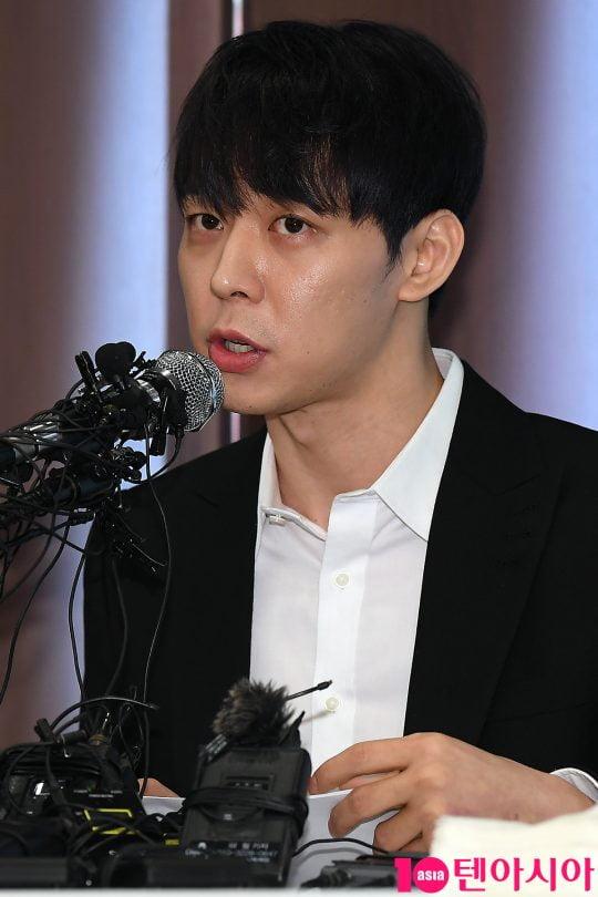 배우 박유천/ 사진=텐아시아DB