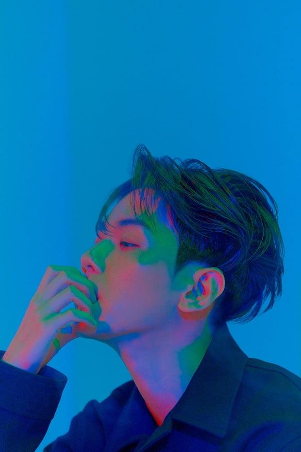 그룹 엑소의 백현 두 번째 미니앨범 'Delight' 티저 이미지 / 사진제공=SM엔터테인먼트