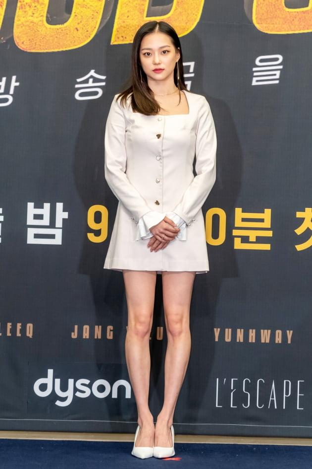 [TEN 포토] CLC 장예은 '미모 굿걸'