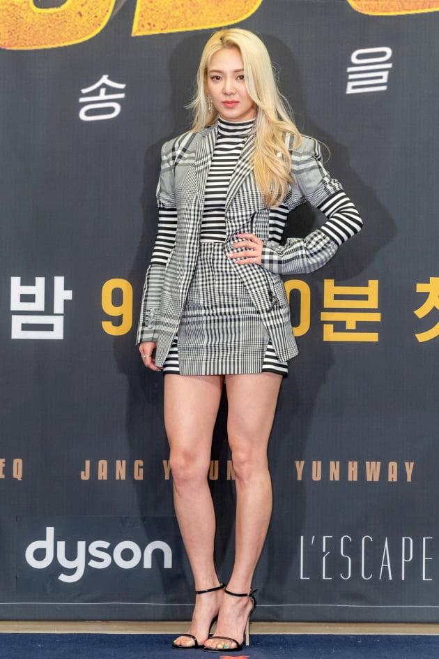 [TEN 포토] 소녀시대 효연 '남심저격룩'