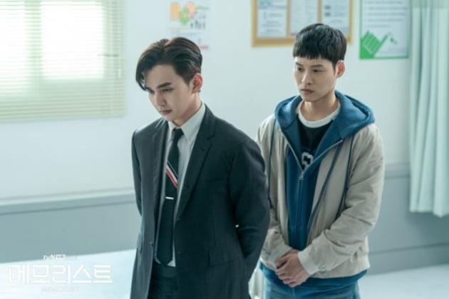 '메모리스트' 스틸컷. /사진제공=tvN