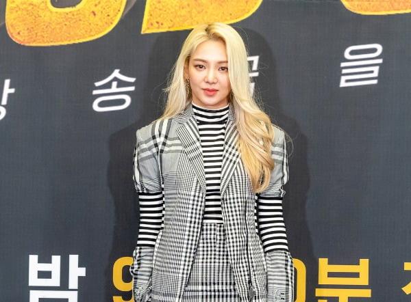 '굿걸'에 출연하는 효연 / 사진= Mnet 제공