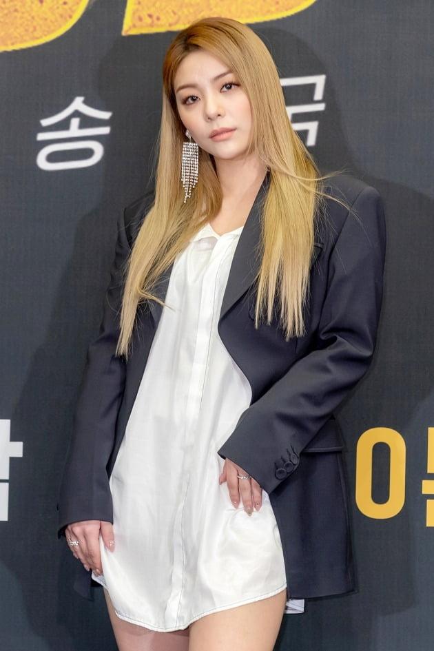 '굿걸'에 출연하는 에일리 / 사진= Mnet 제공