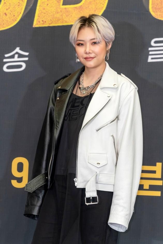 '굿걸'에 출연하는 치타 / 사진= Mnet 제공