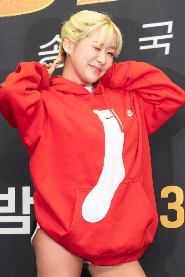 '굿걸'에 출연하는 래퍼 퀸 와사비 / 사진= Mnet 제공
