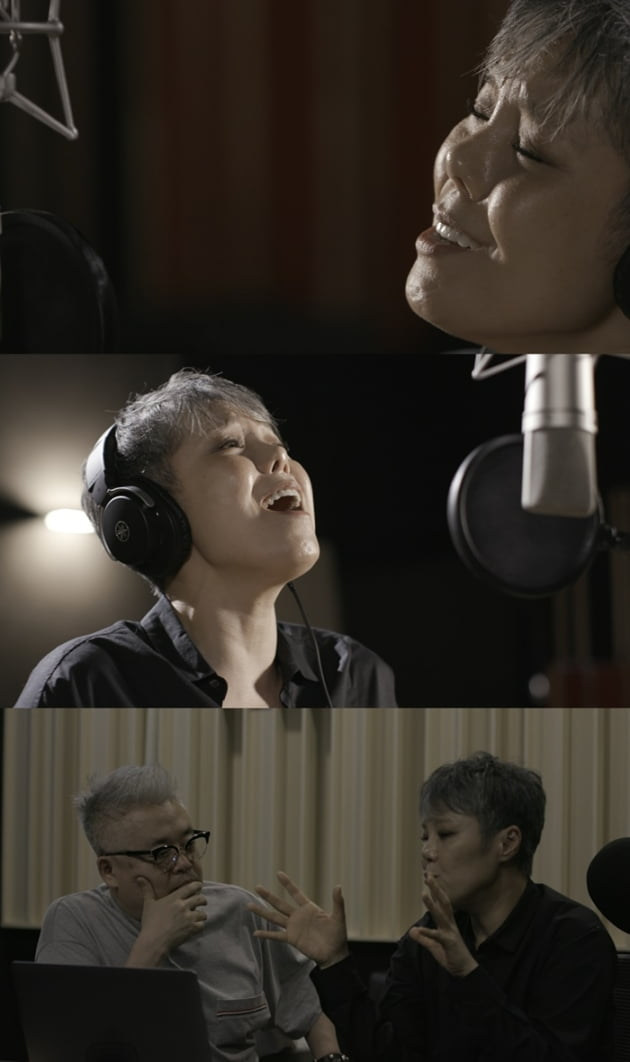 '임을 위한 노래' 이은미 김형석 / 사진 = KBS 제공