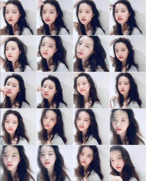 배우 구혜선 인스타그램