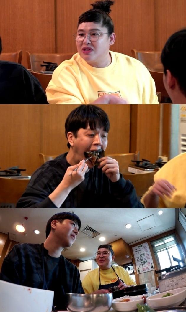 '전지적 참견 시점' 이영자-매니저가 '먹짝꿍' 케미를 자랑한다. / 사진제공=MBC