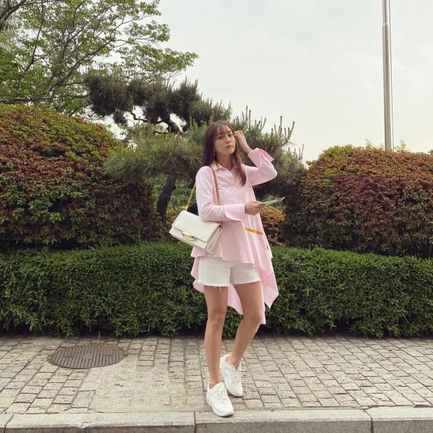 배우 이민정/ 사진= 이민정 인스타그램