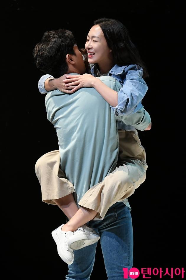 [TEN 포토] 이진희 '사랑해~'