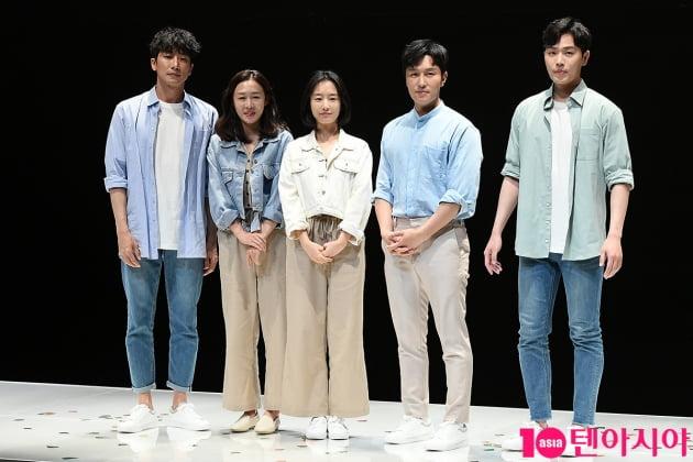 [TEN 포토] 연극 '렁스'의 주역들