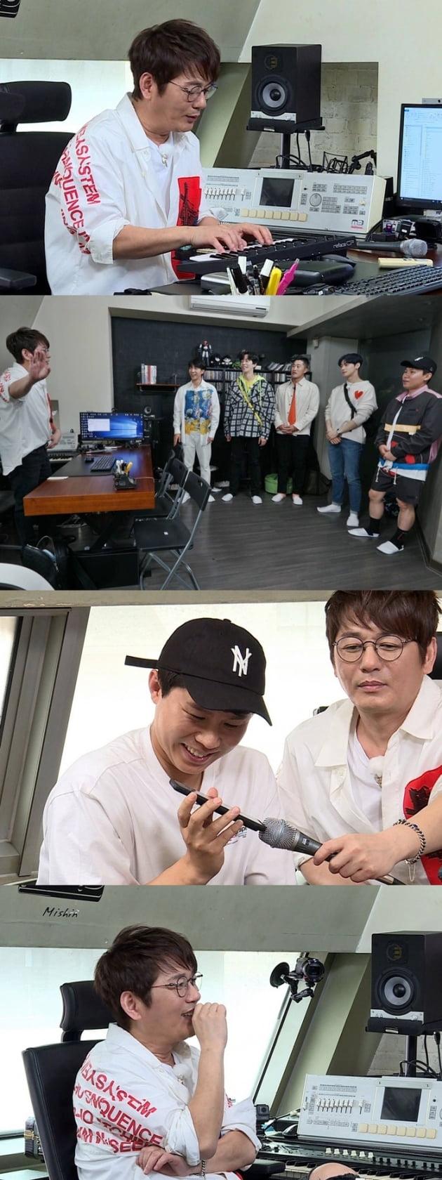 '집사부일체' 신승훈 / 사진 = SBS 제공