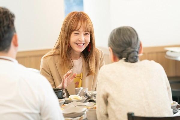 '밥은 먹고 다니냐' 서정희 / 사진제공=SBS플러스