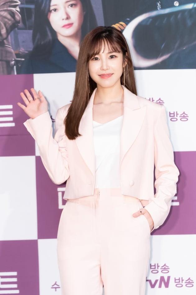 가수 겸 배우 전효성. /사진제공=tvN