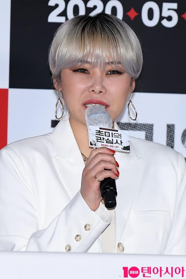 [TEN 포토] 치타 '배우로 인사드려요'