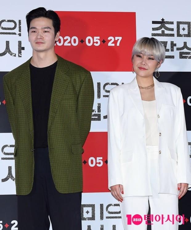 """'초미의 관심사' 남연우 감독 """"♥치타, 나보다 연기 잘해"""""""