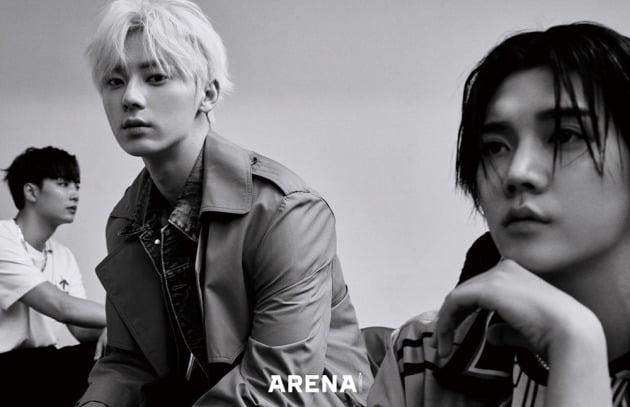 그룹 뉴이스트 / 사진제공=아레나옴므플러스