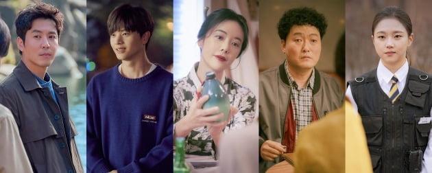 '쌍갑포차'가 20일 첫 방송된다. / 사진제공=삼화네트웍스, JTBC스튜디오